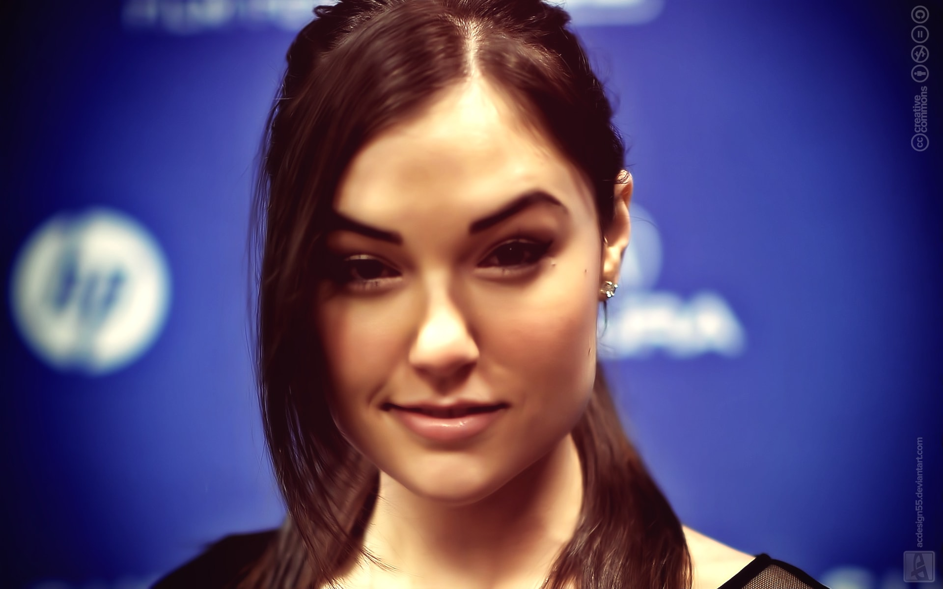 Sasha Grey Widescreen