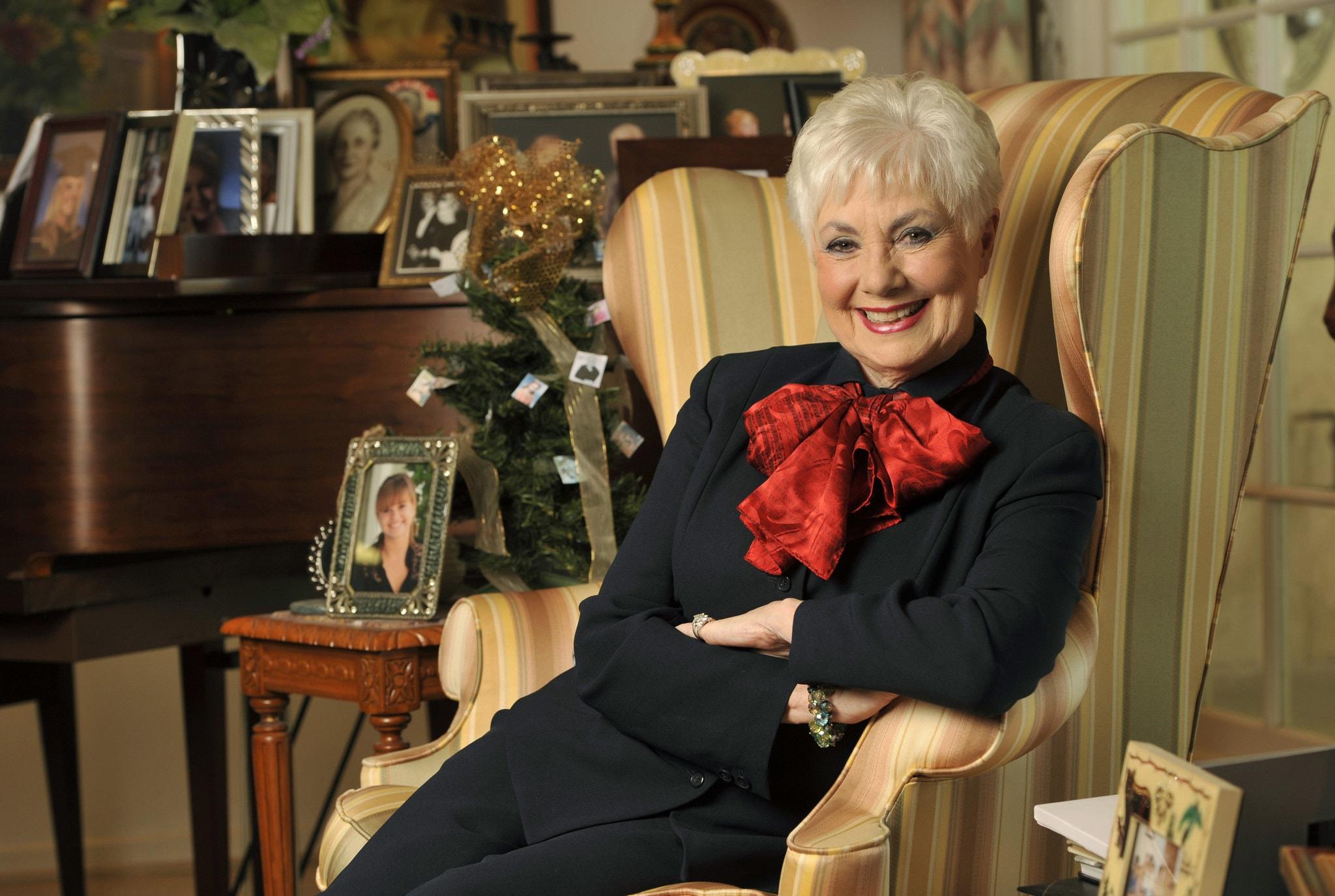 Shirley Jones Widescreen