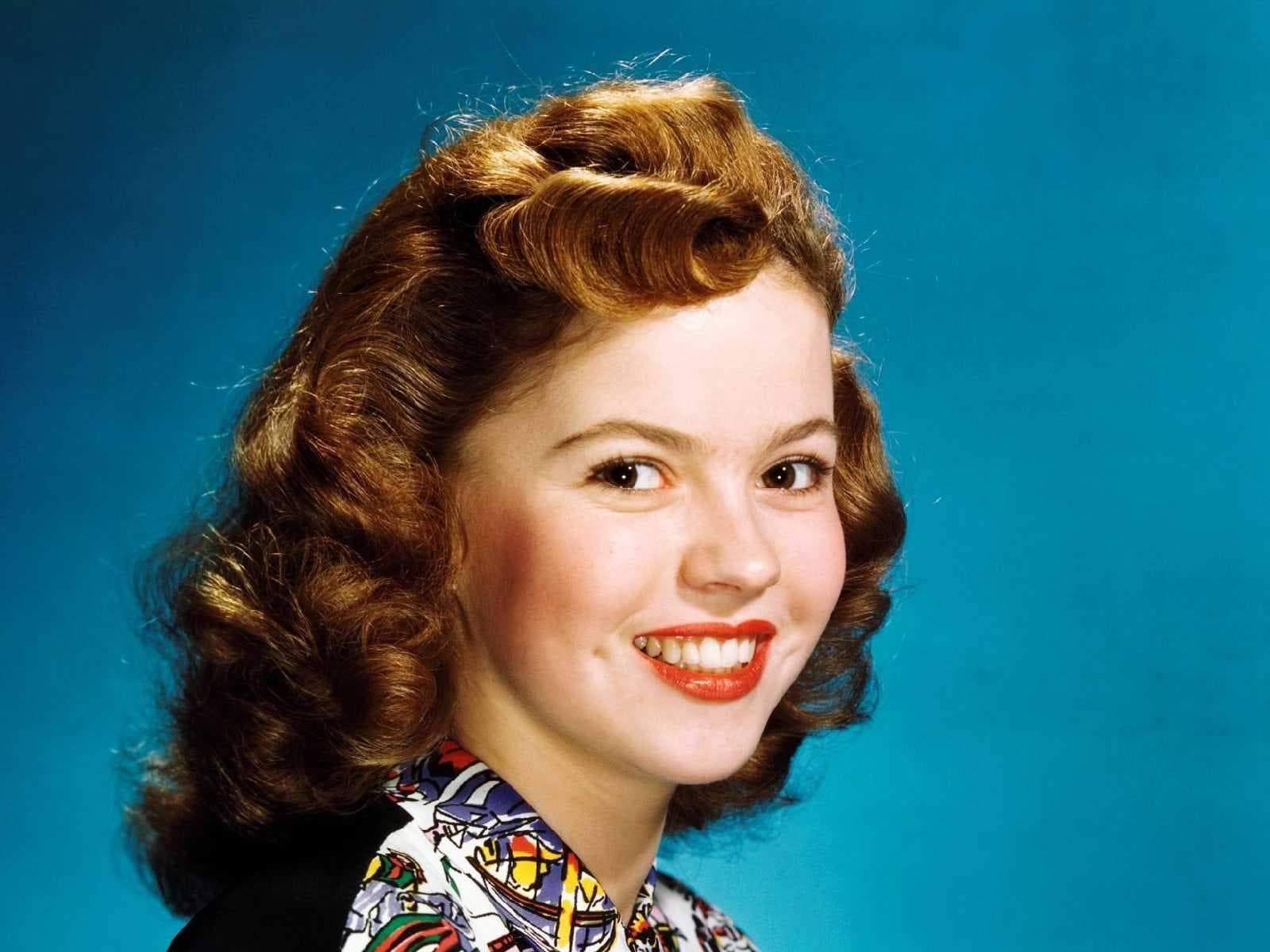 Shirley Temple Widescreen