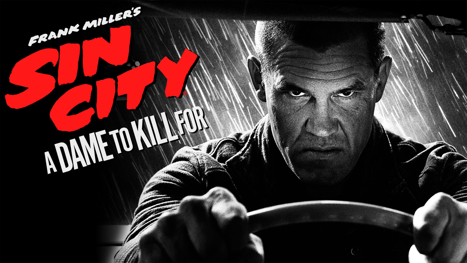 Sin City: A Dame To Kill For widescreen