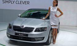 Skoda Octavia A7 Widescreen