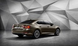 Skoda Superb 3 Widescreen