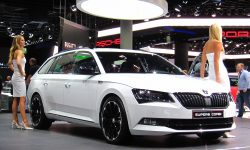 Skoda Superb Combi 3 Widescreen