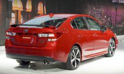 Subaru Impreza 5 Widescreen