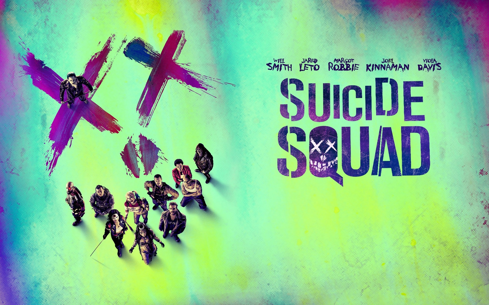 Suicide Squad Widescreen