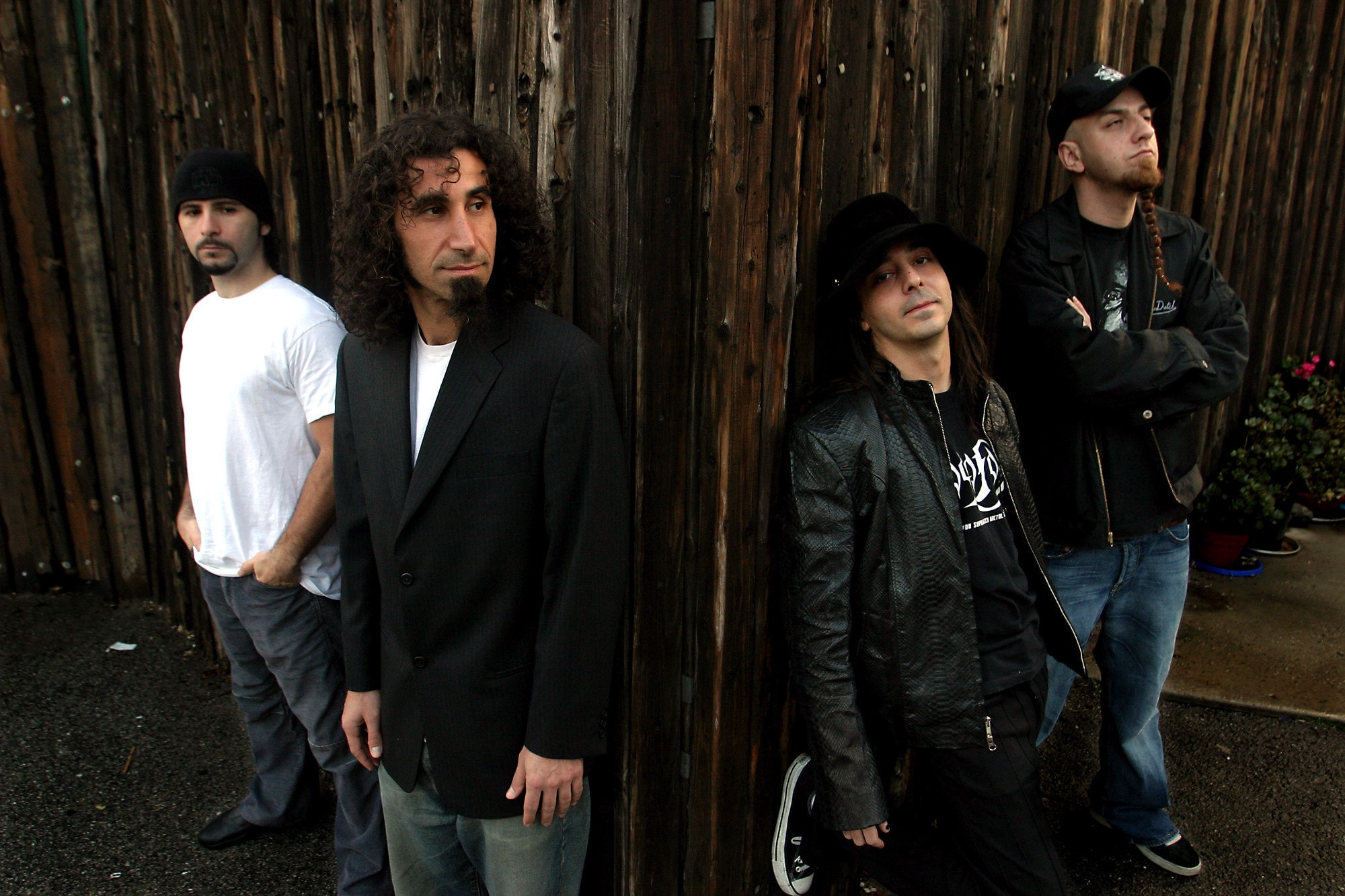 System of a Down Widescreen