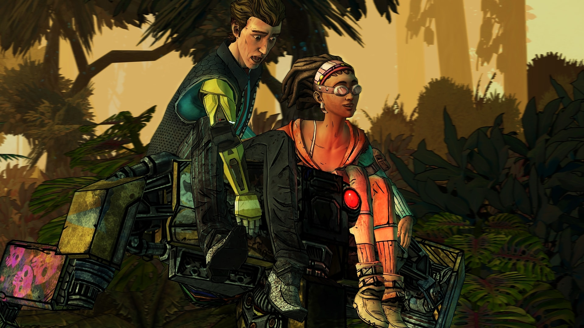 Tales from the Borderlands: Episode 5 - The Vault of the Traveler Widescreen