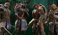 Teenage Mutant Ninja Turtles widescreen