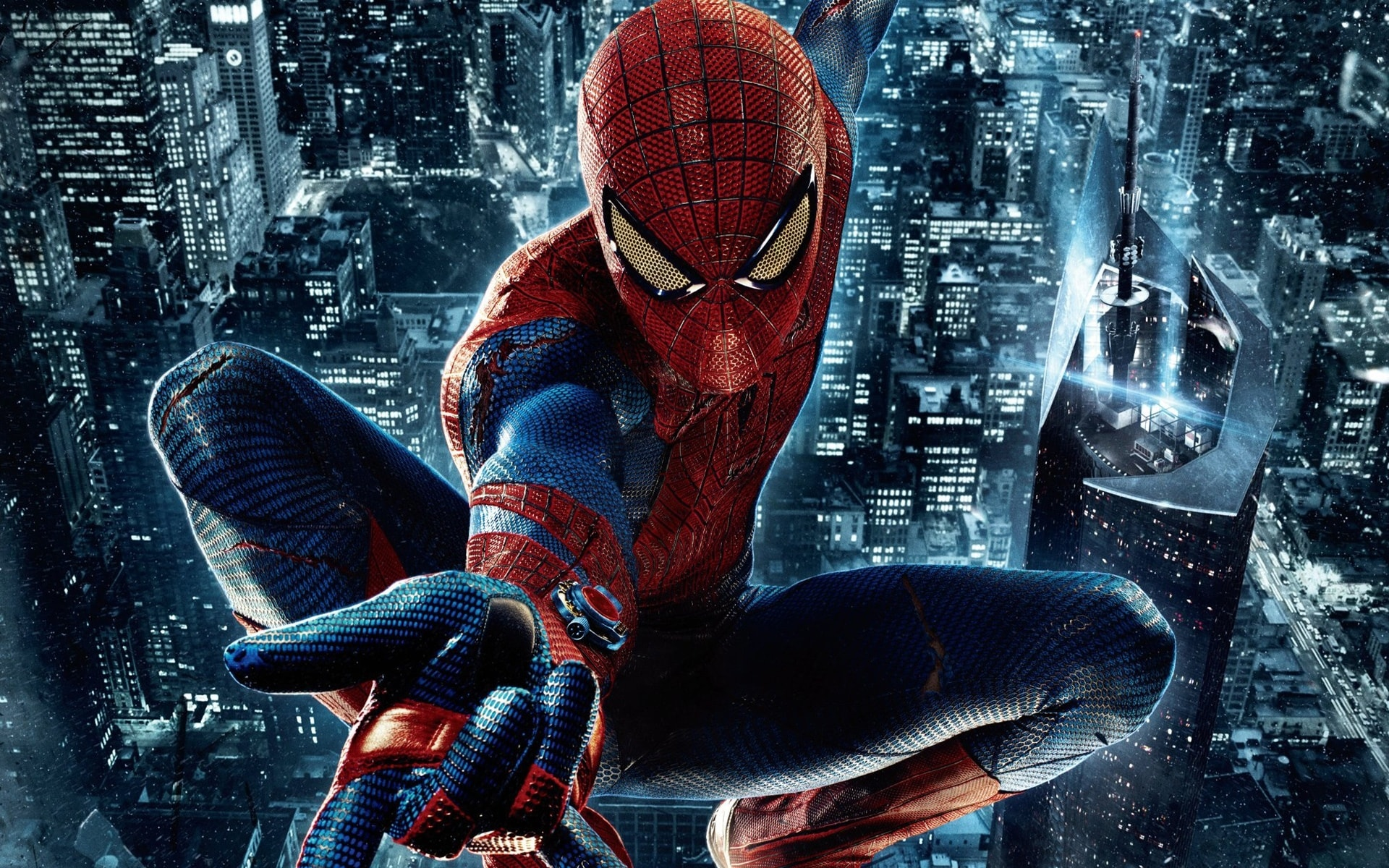 The Amazing Spider-Man 2 Widescreen