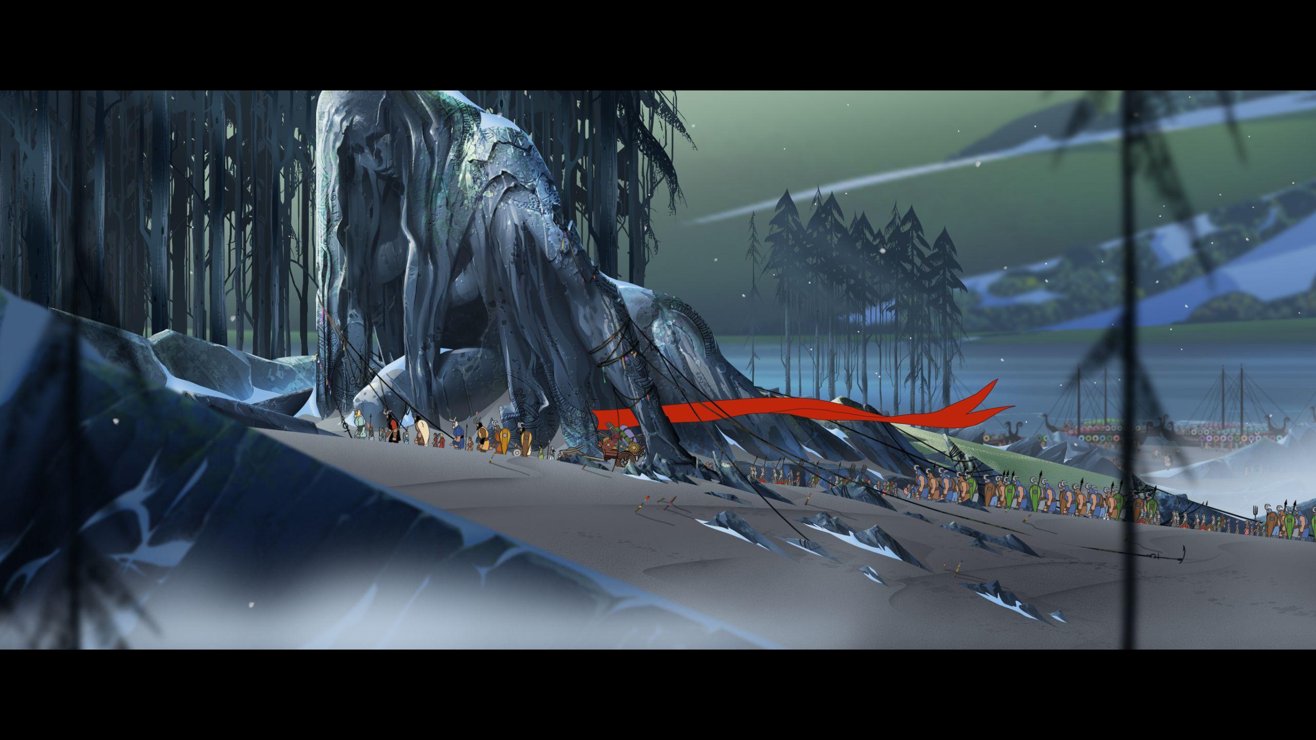 The Banner Saga 2 Widescreen
