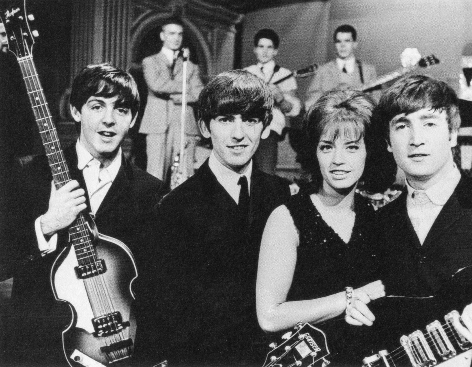 The Beatles Widescreen