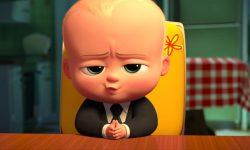 The Boss Baby Widescreen
