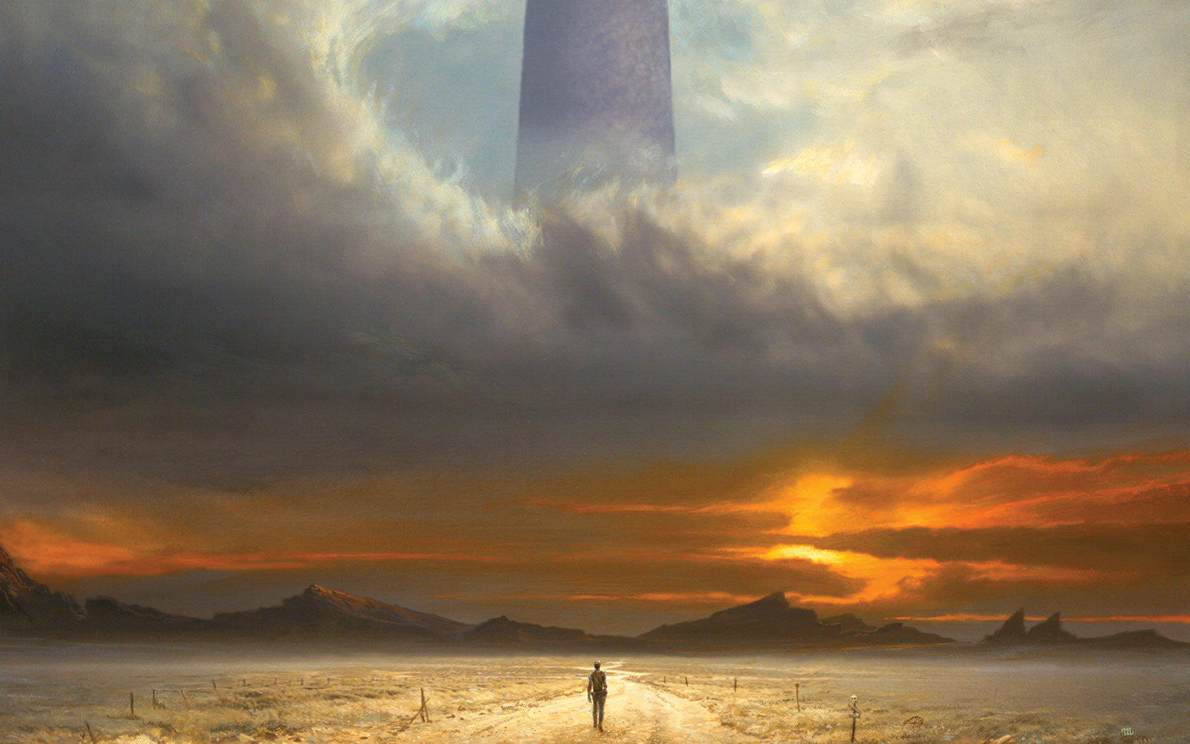 The Dark Tower Widescreen