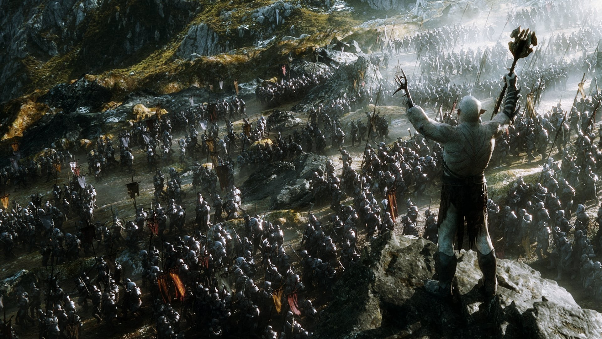 The Hobbit: The Battle Of The Five Armies widescreen