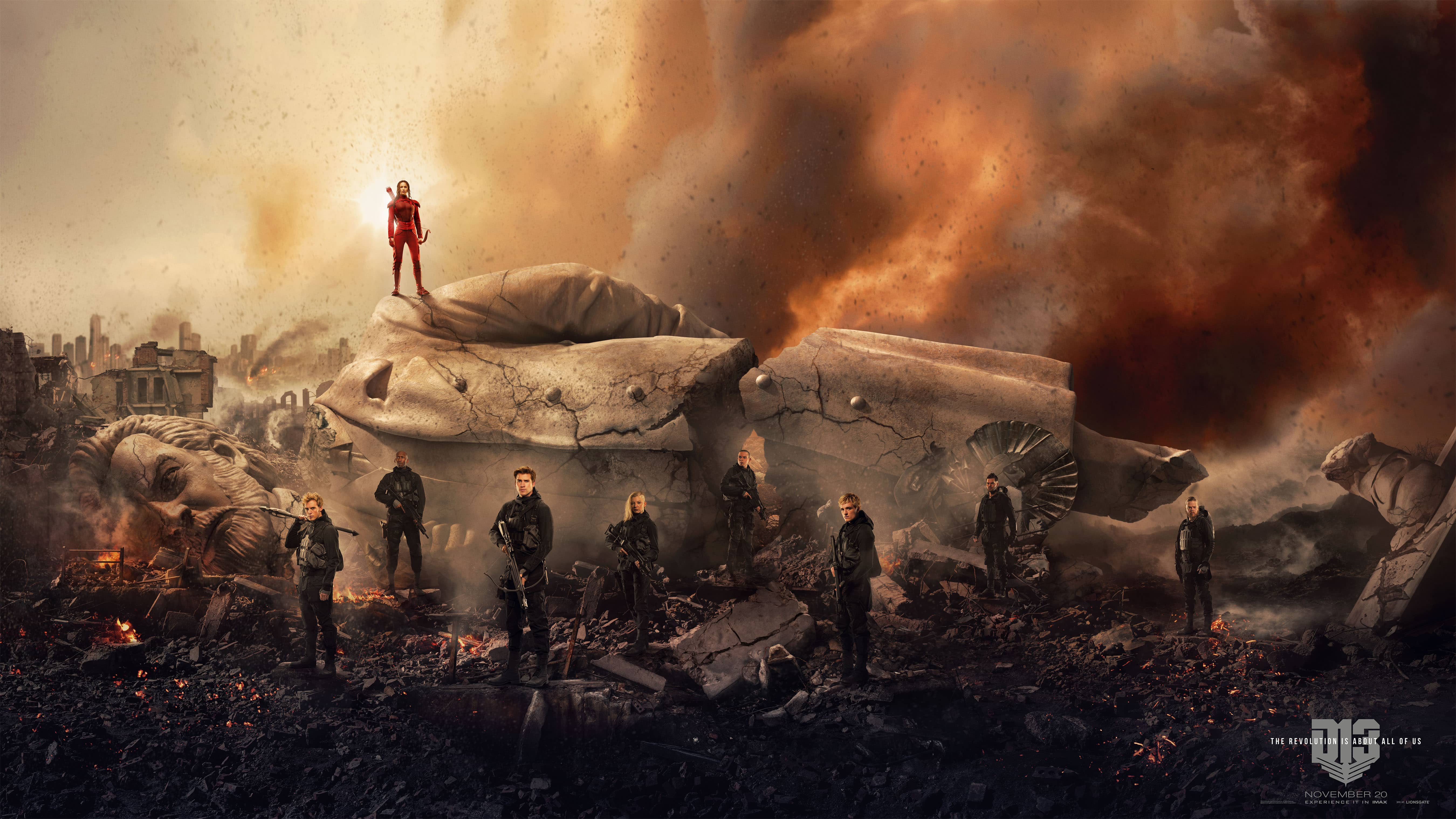 The Hunger Games: Mockingjay - Part 2 Widescreen