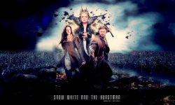 The Huntsman widescreen