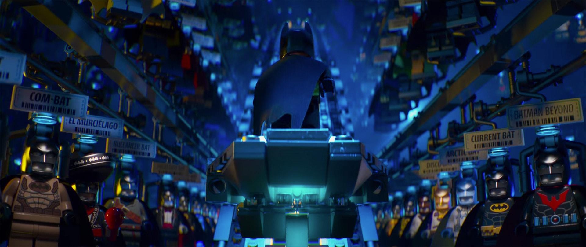 The Lego Batman Movie Widescreen