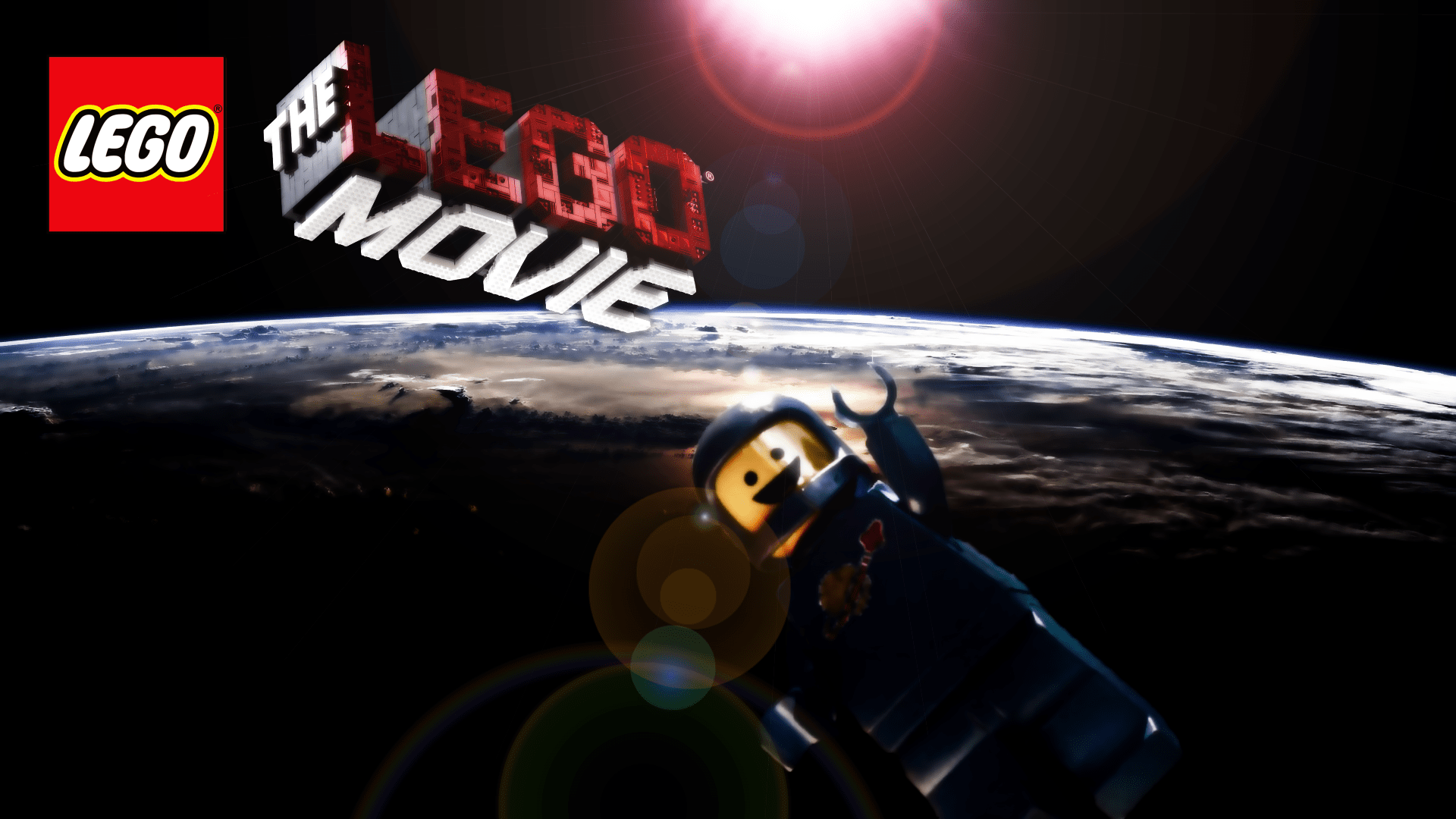 The Lego Movie Widescreen