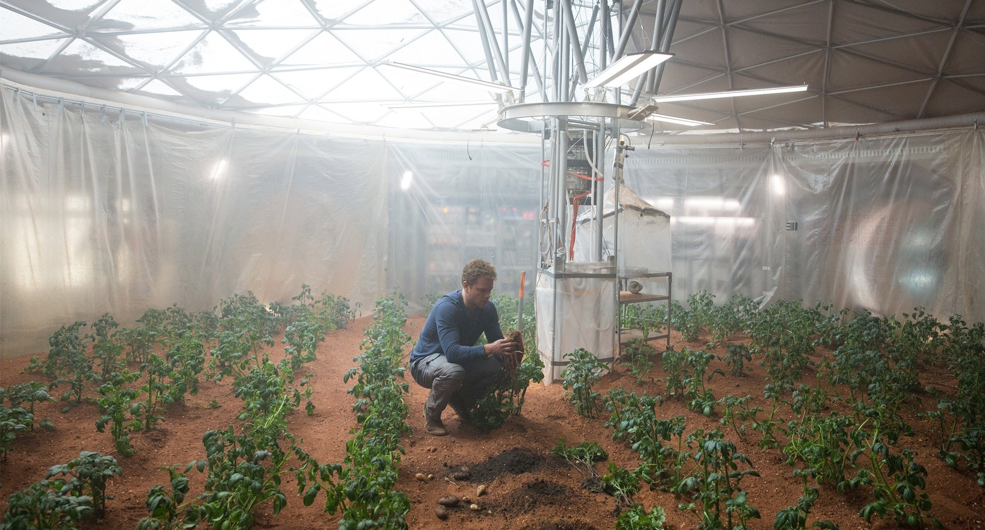 The Martian Widescreen