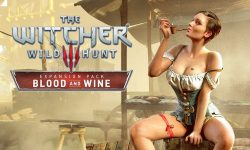 The Witcher 3 Wild Hunt - Blood and Wine Widescreen