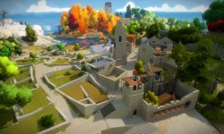 The Witness Widescreen