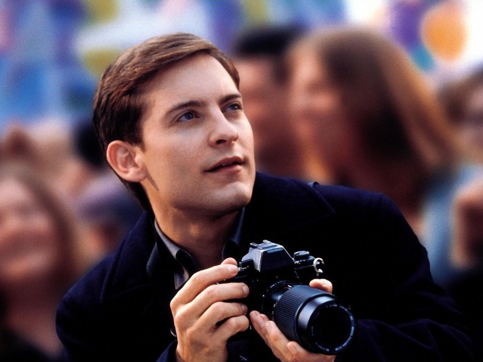 Tobey Maguire Widescreen