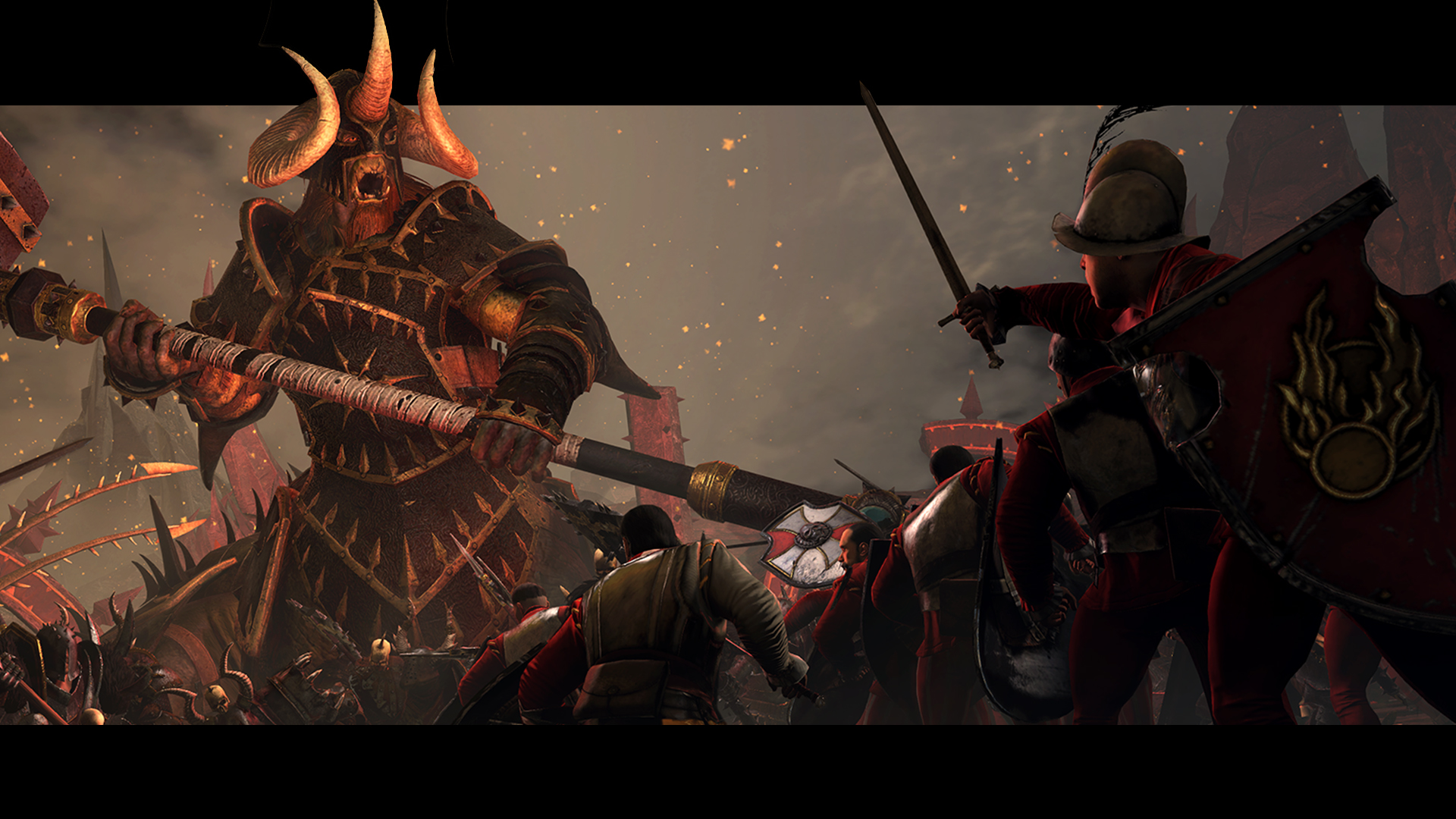 Total War: Warhammer Widescreen
