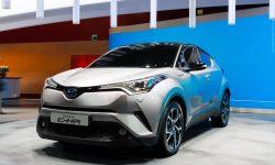Toyota C-HR Widescreen