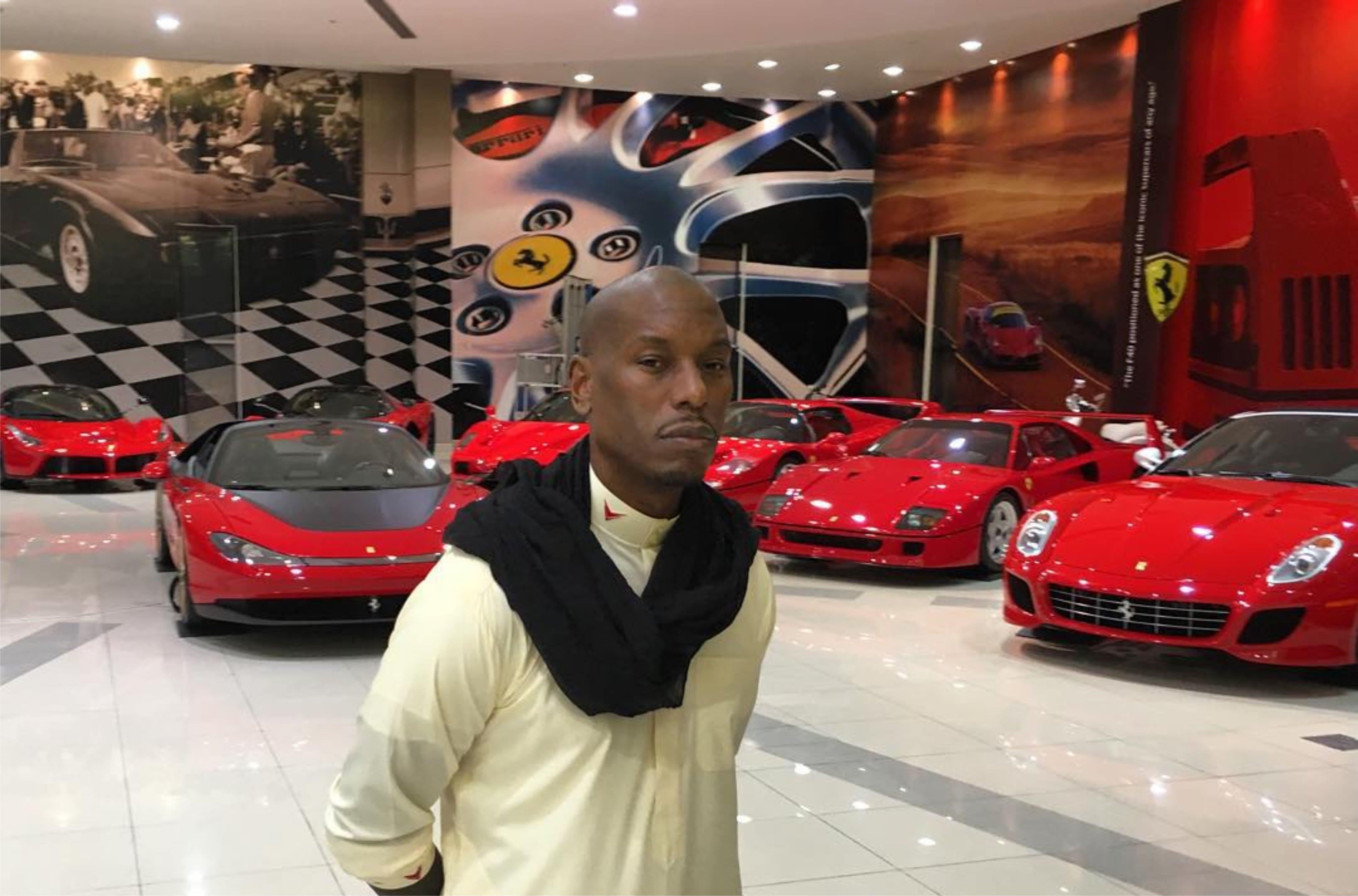Tyrese Gibson Widescreen