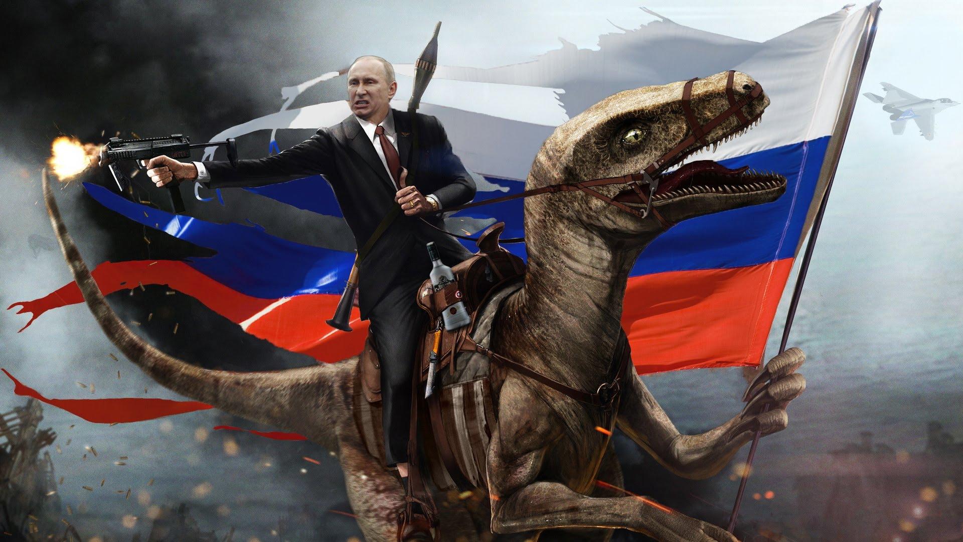 Vladimir Putin Widescreen