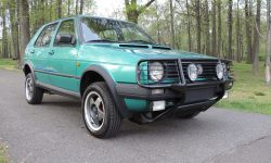 Volkswagen Golf Country Widescreen