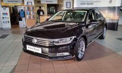 Volkswagen Passat B8 Widescreen