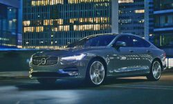 Volvo S90 Widescreen