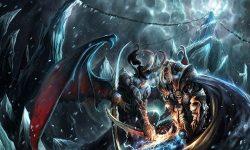WOW: Illidan Stormrage widescreen