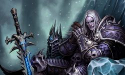WOW: The Lich King widescreen