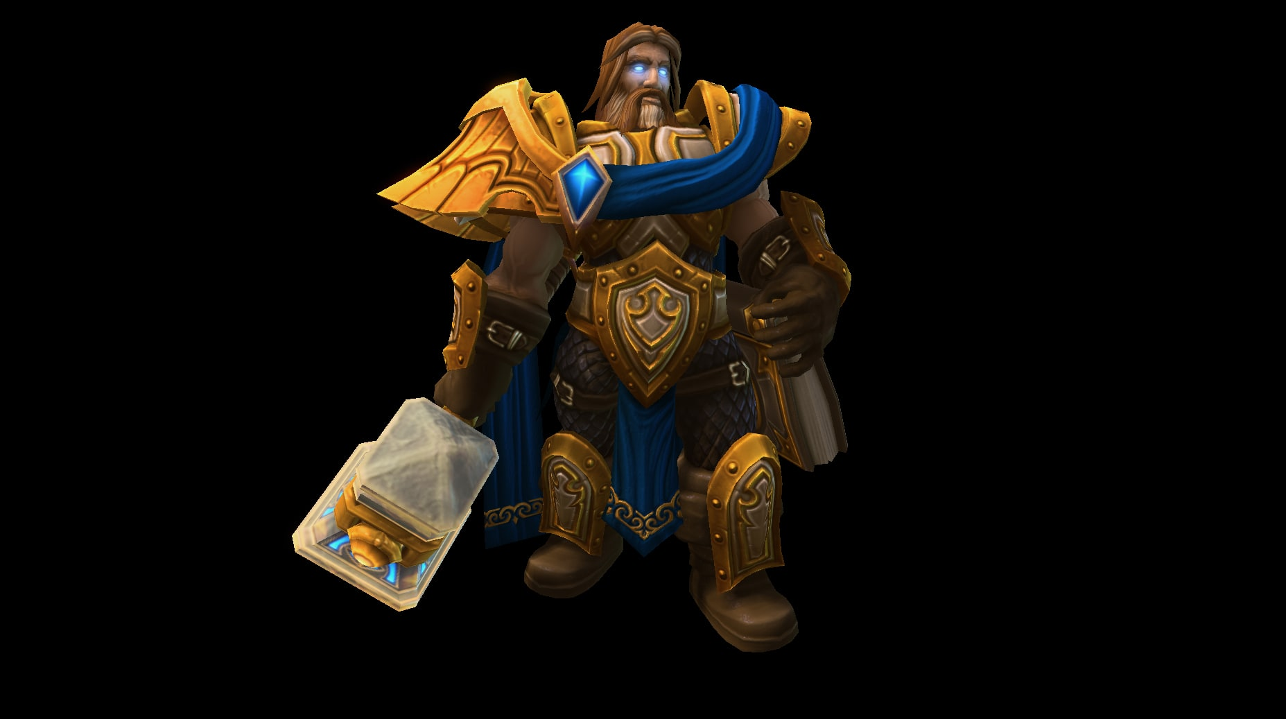 WOW: Uther the Lightbringer Free