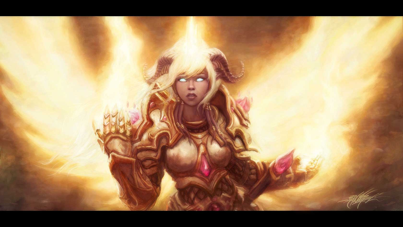 WOW: Yrel widescreen