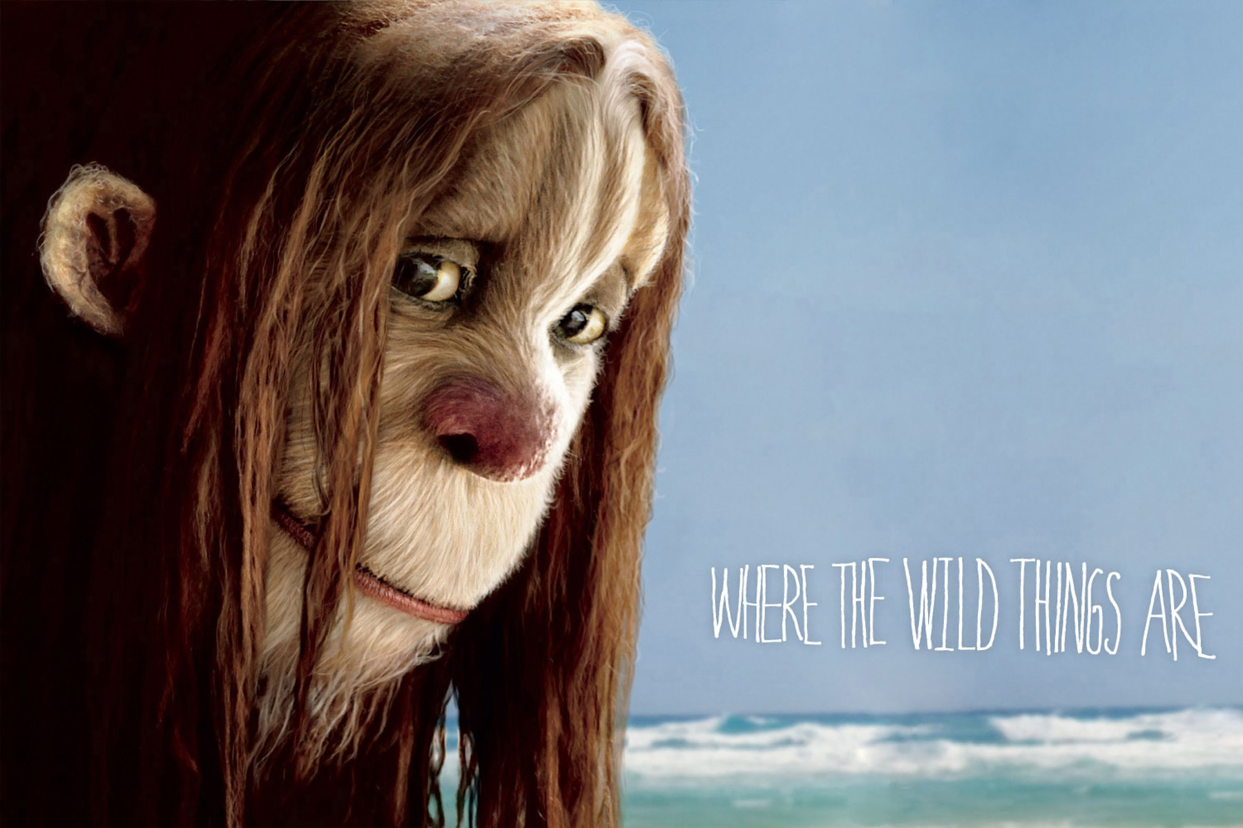 Where the Wild Things Are Widescreen