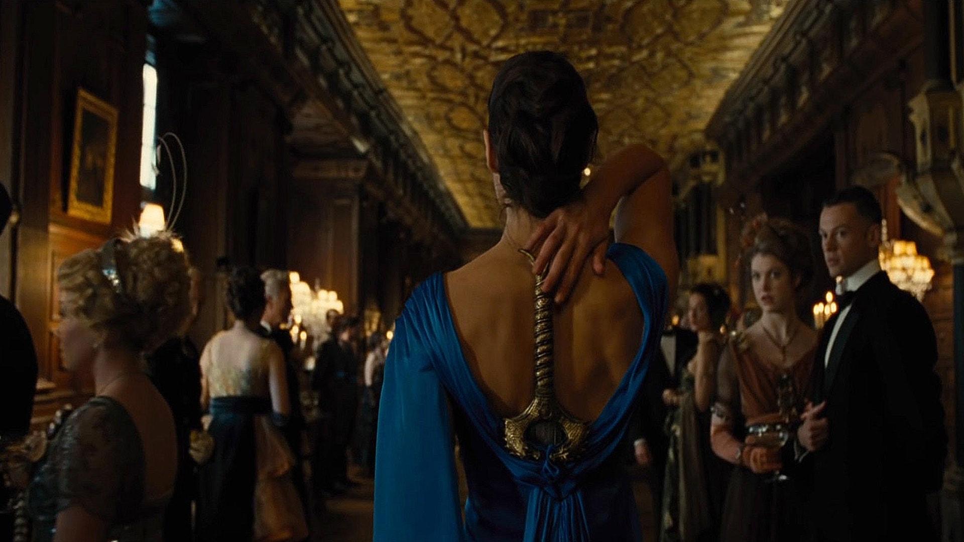 Wonder Woman Widescreen