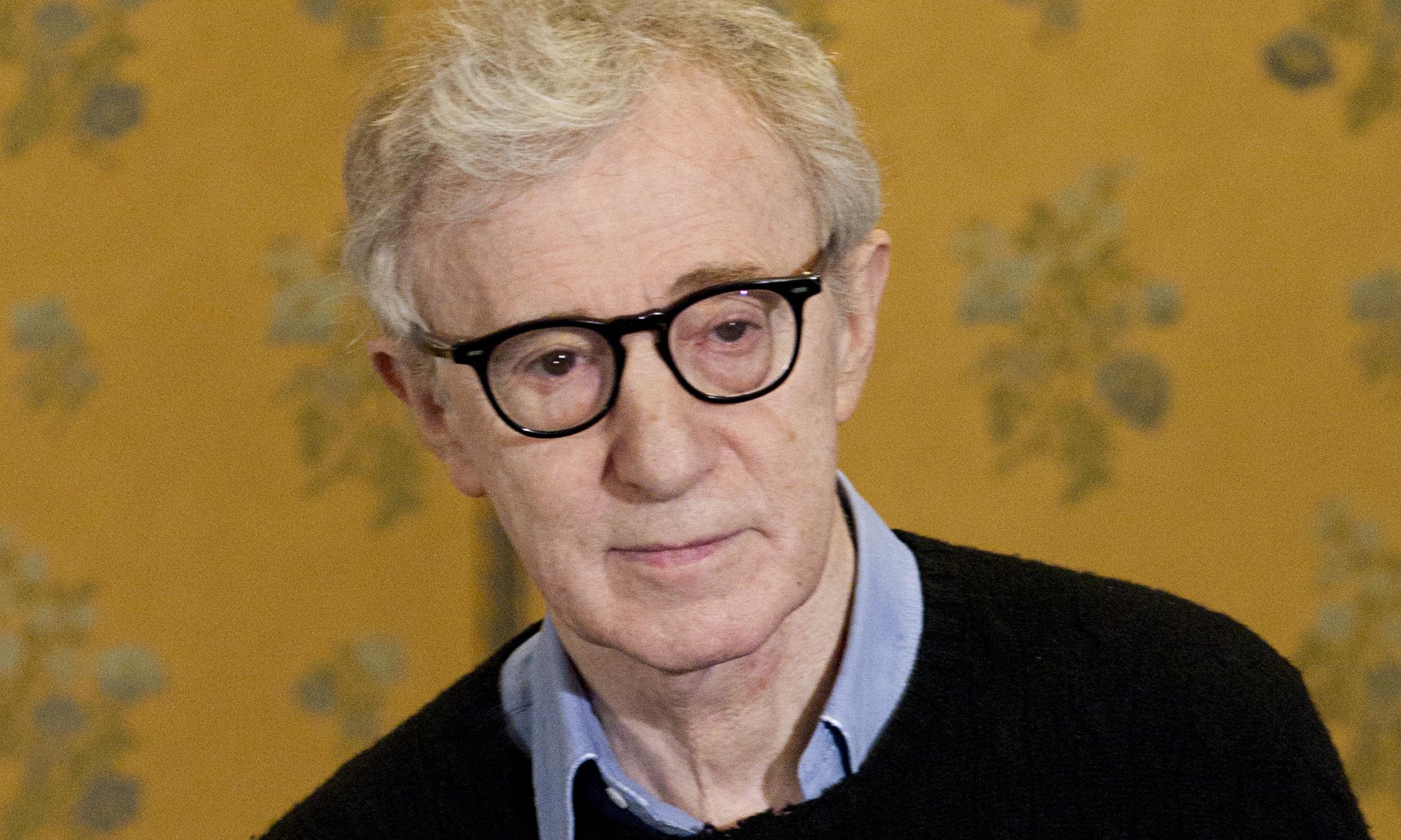 Woody Allen Widescreen