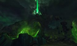 World of Warcraft: Legion Widescreen