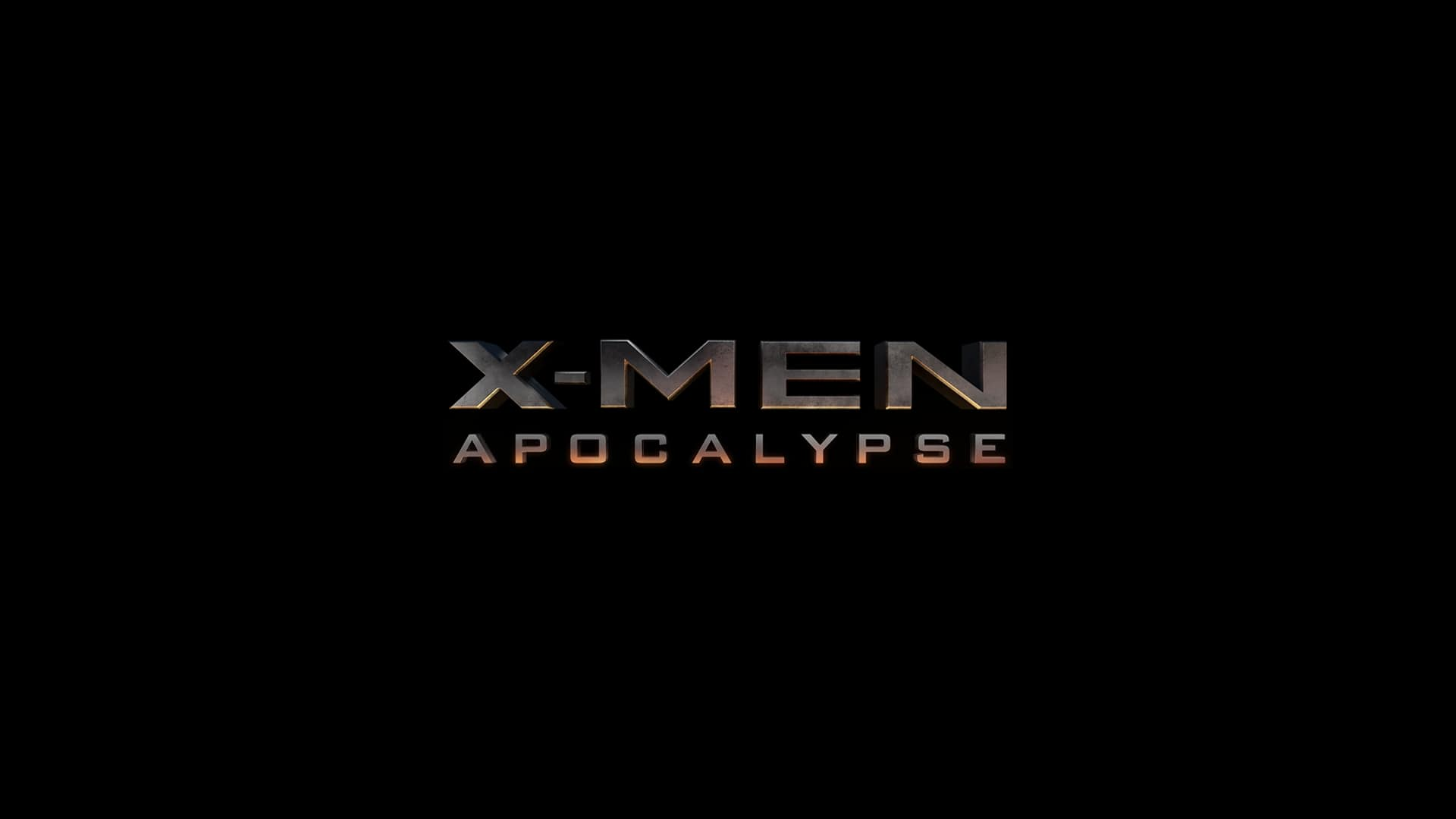 X-Men: Apocalypse background