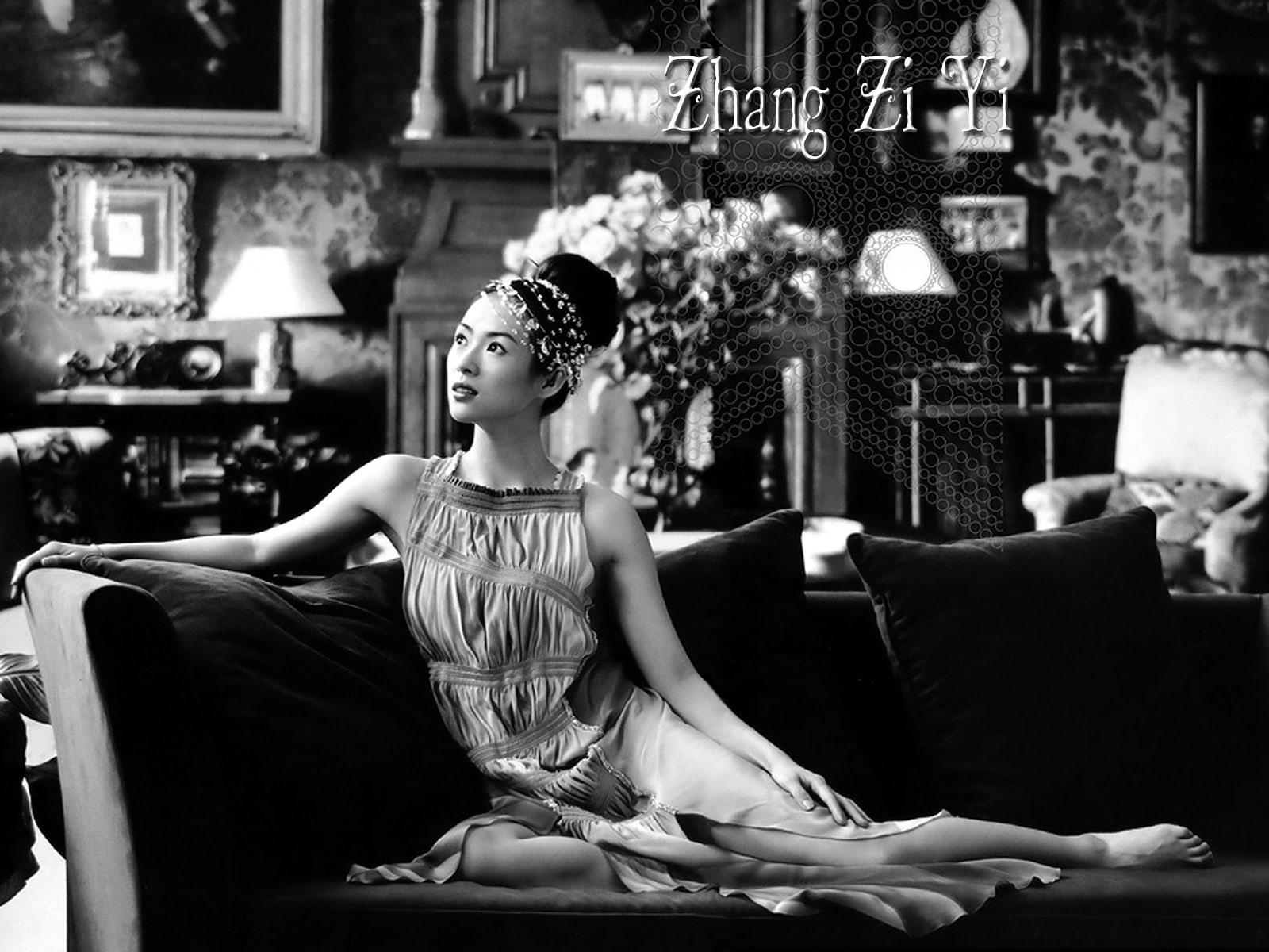 Ziyi Zhang Widescreen