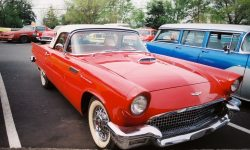 1957 Ford Thunderbird Download