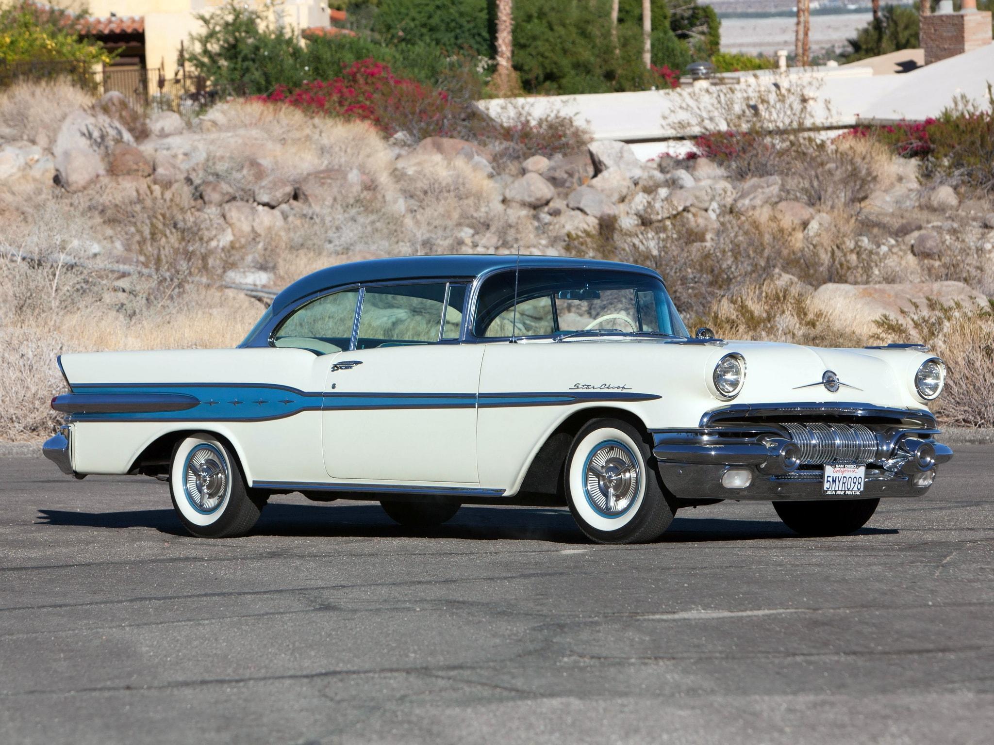 1957 Pontiac Star Chief Custom Bonneville Download