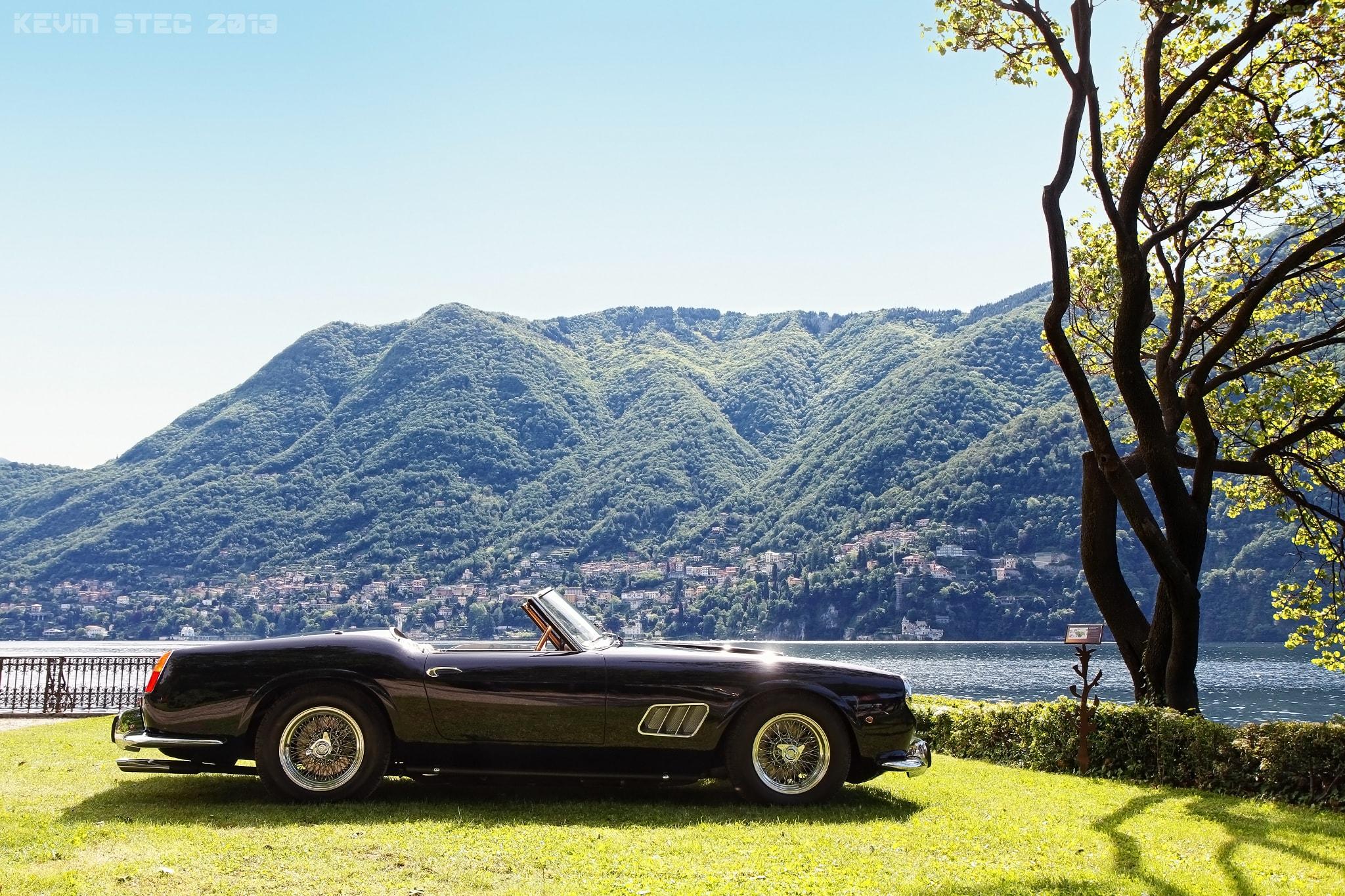 1961 Ferrari 250 GT California Widescreen
