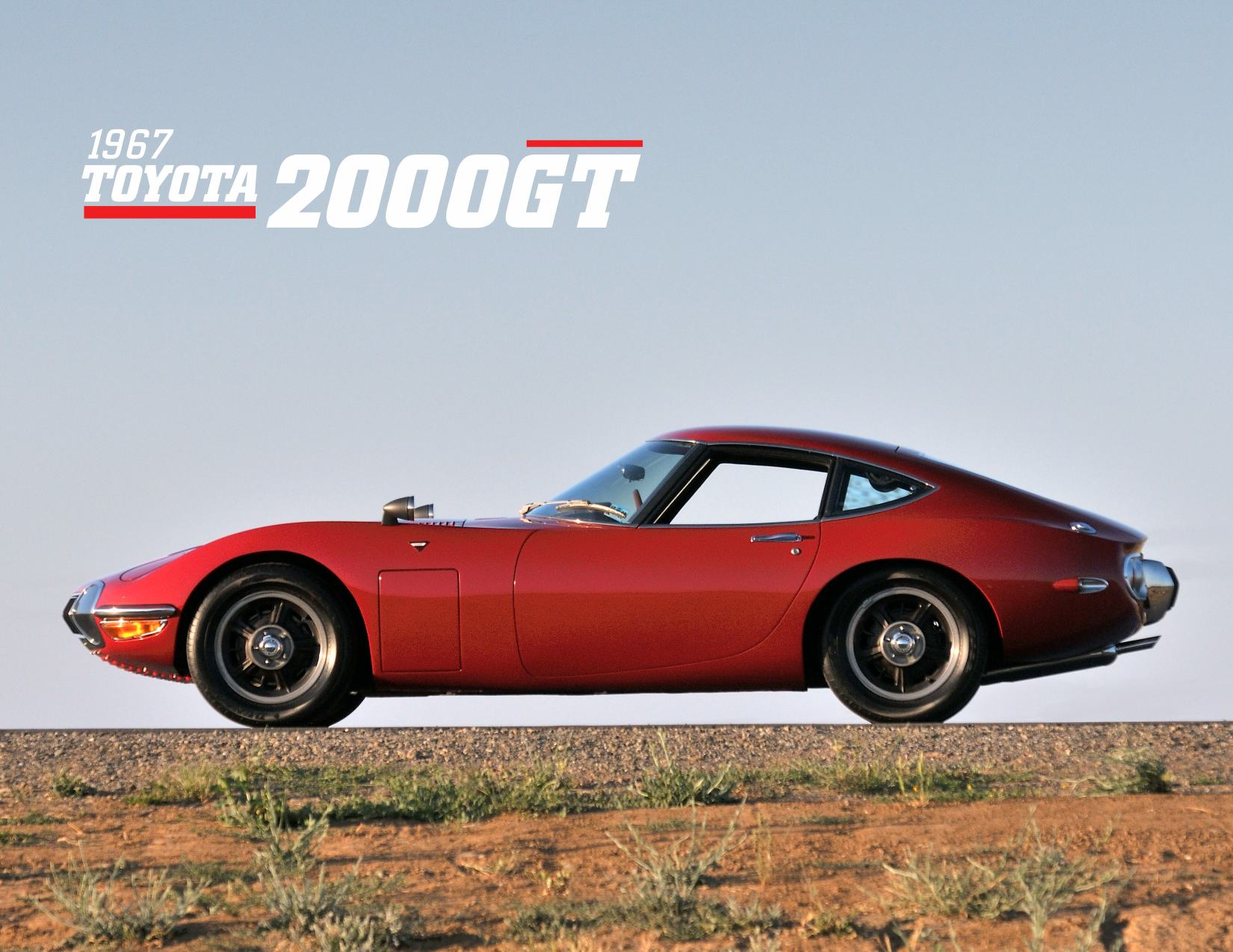 1967 Toyota 2000GT Download