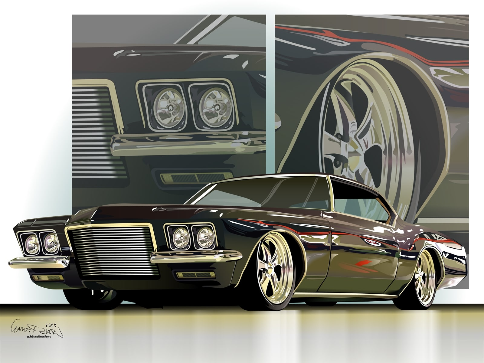 1971 Buick Riviera Download