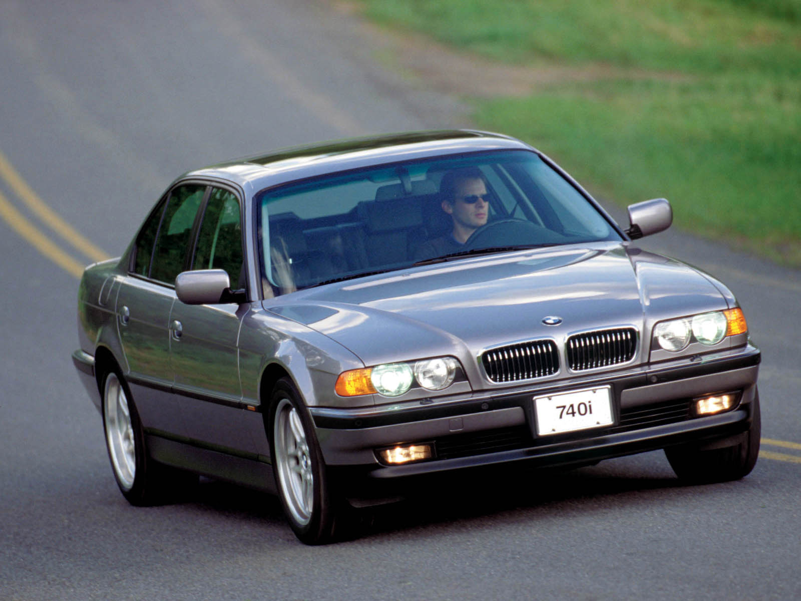 1995 BMW 7 Series Download