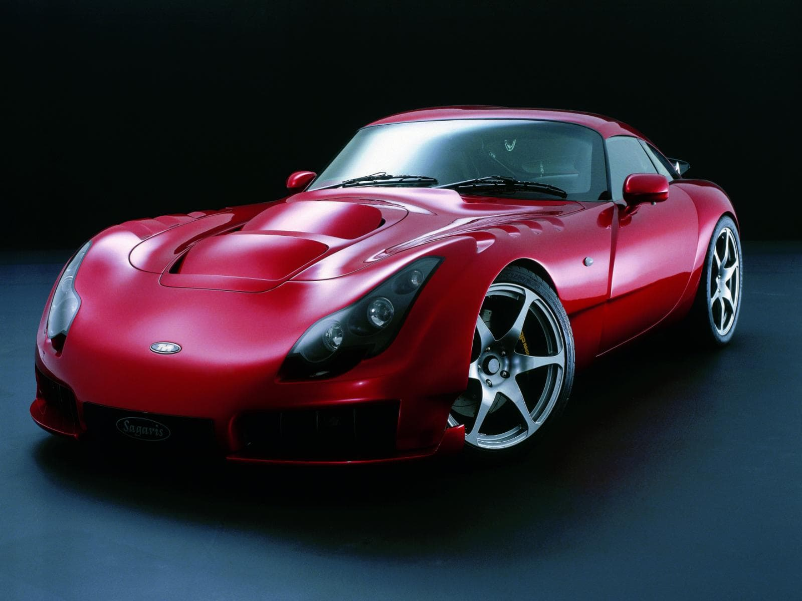 2005 TVR Sagaris Download